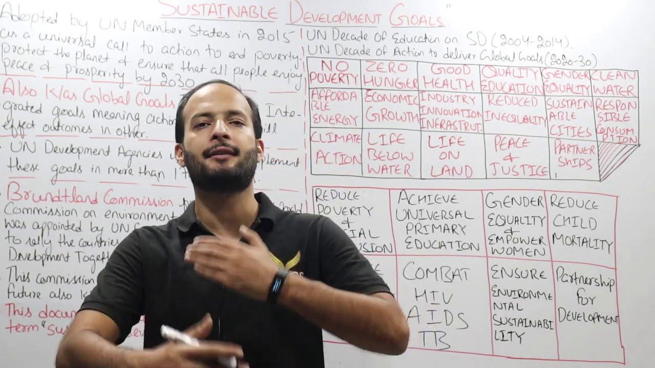 Sustainable Development Goals||JKSSB