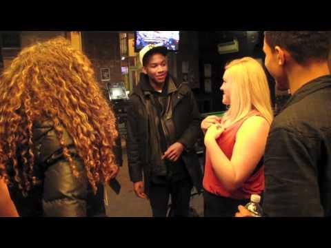 Dappy 'Rockstar Tour' Diaries Part 1