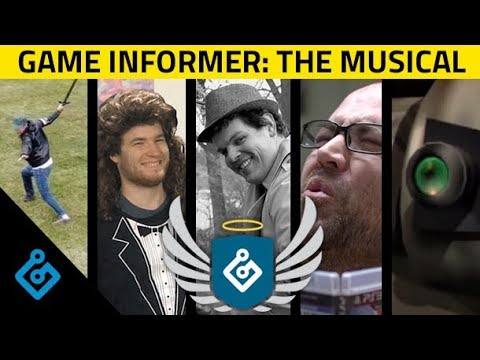 Game Informer: The Musical (From Extra Life 2017)