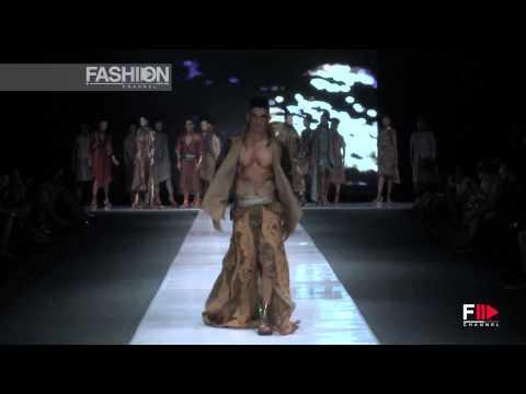 """Deden Siswanto"" Jakarta Fashion Week 2013 by FashionChannel"