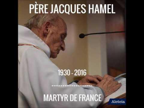 Dédicace au père Jacques Hamel   Un berger vient de tomber   Enrico Macias