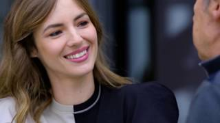 Louise Bourgoin et Michel Denisot au Centre Pompidou | OFF | VANITY FAIR