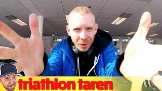 Ironman 70.3 Triathlon Taper Process with Compression Socks