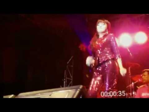 LIVE konser Baby Shima di jakarta - Makan Hati