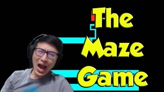 Rush plays The Scary Maze Game