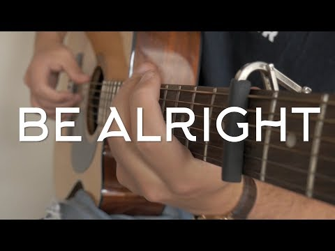 Be Alright - Dean Lewis // Fingerstyle Guitar Cover - Dax Andreas
