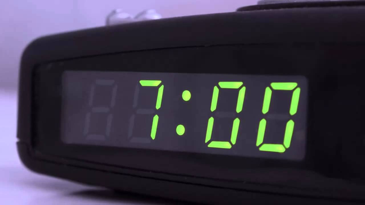 digital alarm clock sound effects efek suara jam