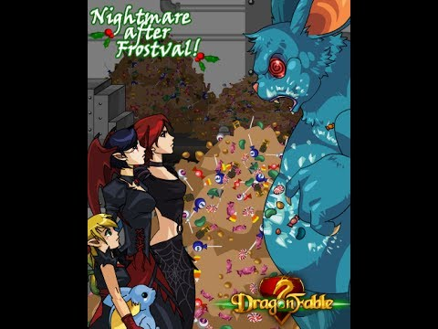 Dragonfable Nightmare After Frostval Candy Ingredients List