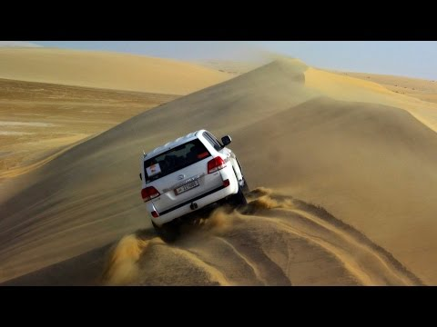 Desert Drive - Dune Bashing @ Qatar