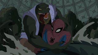 Человек паук против Ящера - Грандиозный Человек Паук (2008)