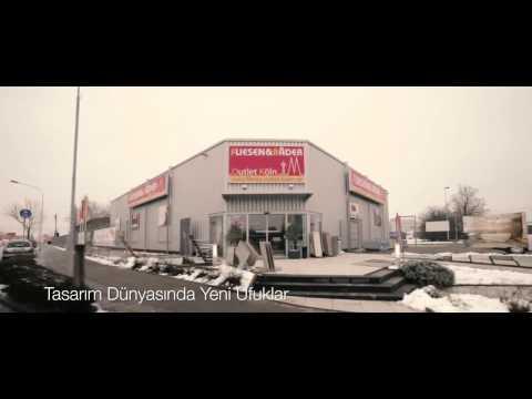 Fliesen Outlet Koln Unsere Ausstellung Turkische Youtube