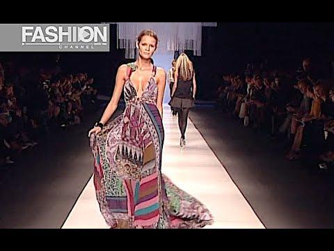 ETRO Spring 2007 Milan - Fashion Channel