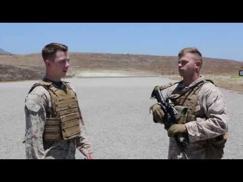 Marine Corps Boot Camp Training Advice - 0311 Infantry MOS