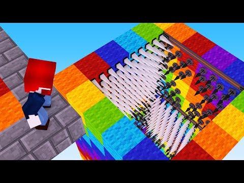 ICH ÜBERLEBE DEN TODES-TUNNEL!! - Minecraft - DoctorBenx