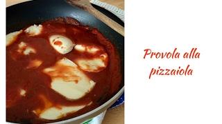 Provola alla pizzaiola