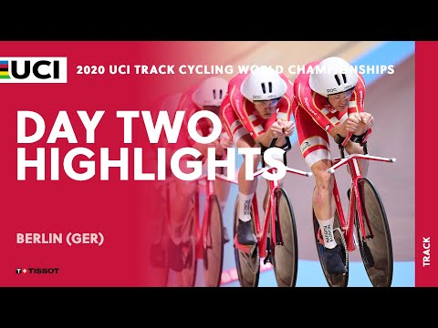 Day Two Final Highlights | 2020 UCI Track Cycling World Championships Presented By Tissot