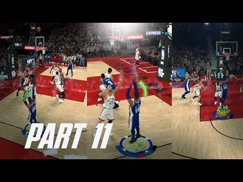 NBA 2K20 My Career Mode Ep11- Ronnie2k on Team Plane and Match Vs The Champs!!!!!!