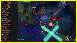 Here Comes Tobias Fate - Best Of LoL Streams 1543