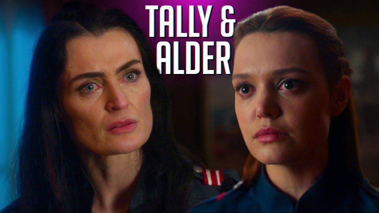Tally & Alder Have A Connection!! Motherland: Fort Salem Episodes 3, 4 & 5 (Reaction)