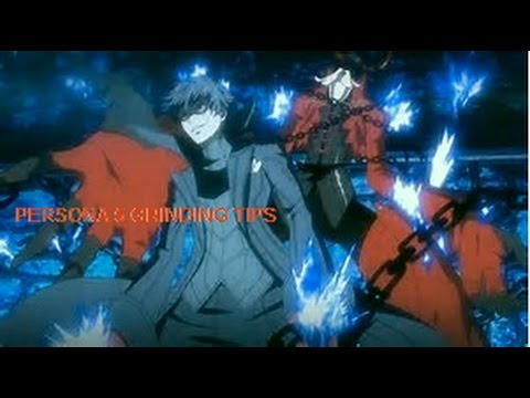 Persona 5 Grinding Tips: Late 1st Dungeon Example (Hard Diff