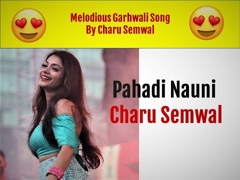One of the Best Garhwali/Kumaouni Song Ghughuti Ghuron| By Charu Semwal Indian Idol | Narendra  Negi