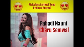 Best Famous Garhwali/Kumaouni Song Ghughuti Ghuron Lagi | By Charu Semwal Indian Idol, By Deepp Negi