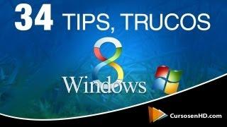 Tips, Trucos, Secretos Windows 8 Navegar por la Pantalla de Inicio 01