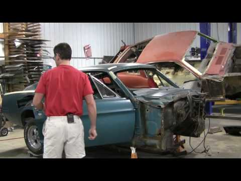Mustangs To Fear - Coupe To Fastback Conversion How-To