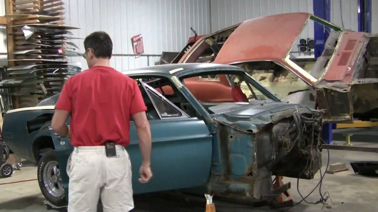 Mustangs To Fear Coupe To Fastback Conversion How To Youtube