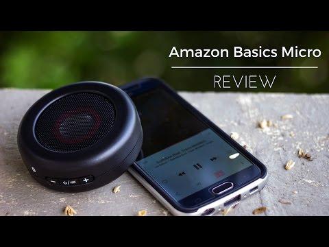 Amazon Basics Micro Bluetooth Speaker Review - Better Than Portronics SHELL?!?