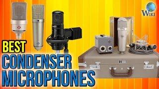 10 Best Condenser Microphones 2017