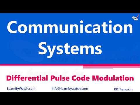 Differential Pulse Code Modulation DPCM | Hindi/ Urdu
