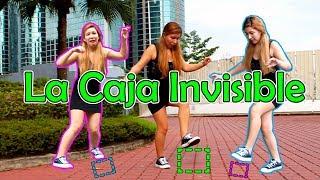 RETO DE LA CAJA INVISIBLE  INVISIBLE BOX CHALLENGE  MISION IMPOSIBLE