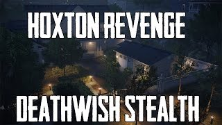 Payday 2: Hoxton Revenge Stealth Deathwish Solo pt-br
