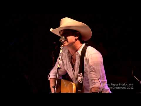 Aaron Pritchett - Lucky For Me- Live - Rocking River Music Fest - by Gene Greenwood