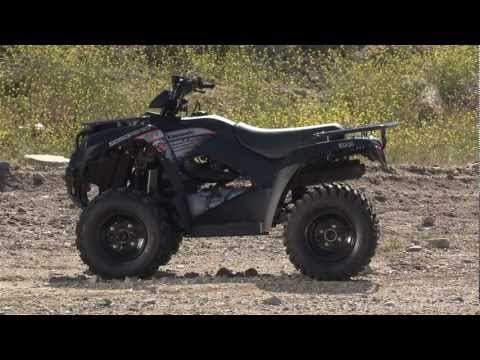 Kawasaki Brute Force 300 Quick Look - Dirt Illustrated