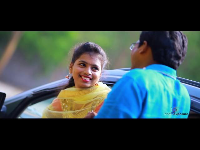 Rajesh Weds Kalyani Pre-wedding Song | PhotoExposure #Photoexposure
