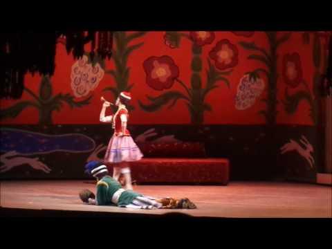 A.Sergeev - Pétrouchka. 19/02/2017 (Mariinsky Theatre)