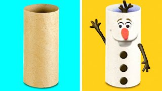 18-crafts-from-your-favorite-cartoons