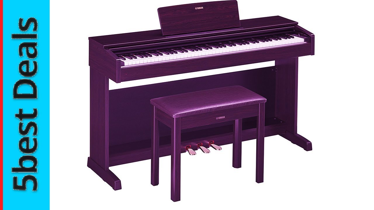 5 best digital pianos reviews 2019 youtube. Black Bedroom Furniture Sets. Home Design Ideas