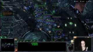 Первое прохождение. Кампания StarCraft II с Pollen (ч.7)
