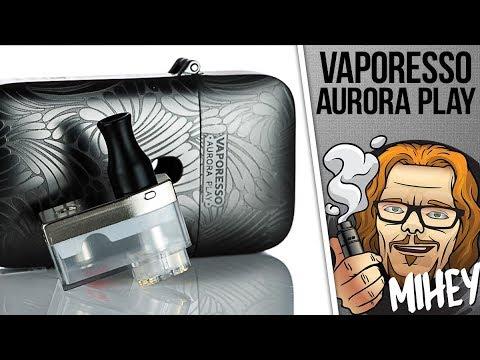 Vaporesso Aurora Play. Зиппо, выходи, мы тебя узнали.