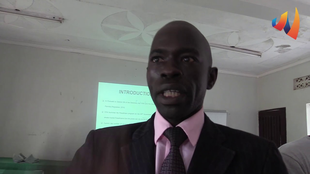 Emotions, Anger flare as ERA meets Arua Business community