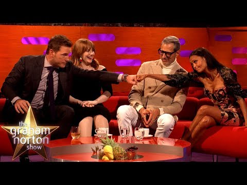 Chris Pratt & Thandie Newton Are Both Pro-Bush | The Graham Norton Show