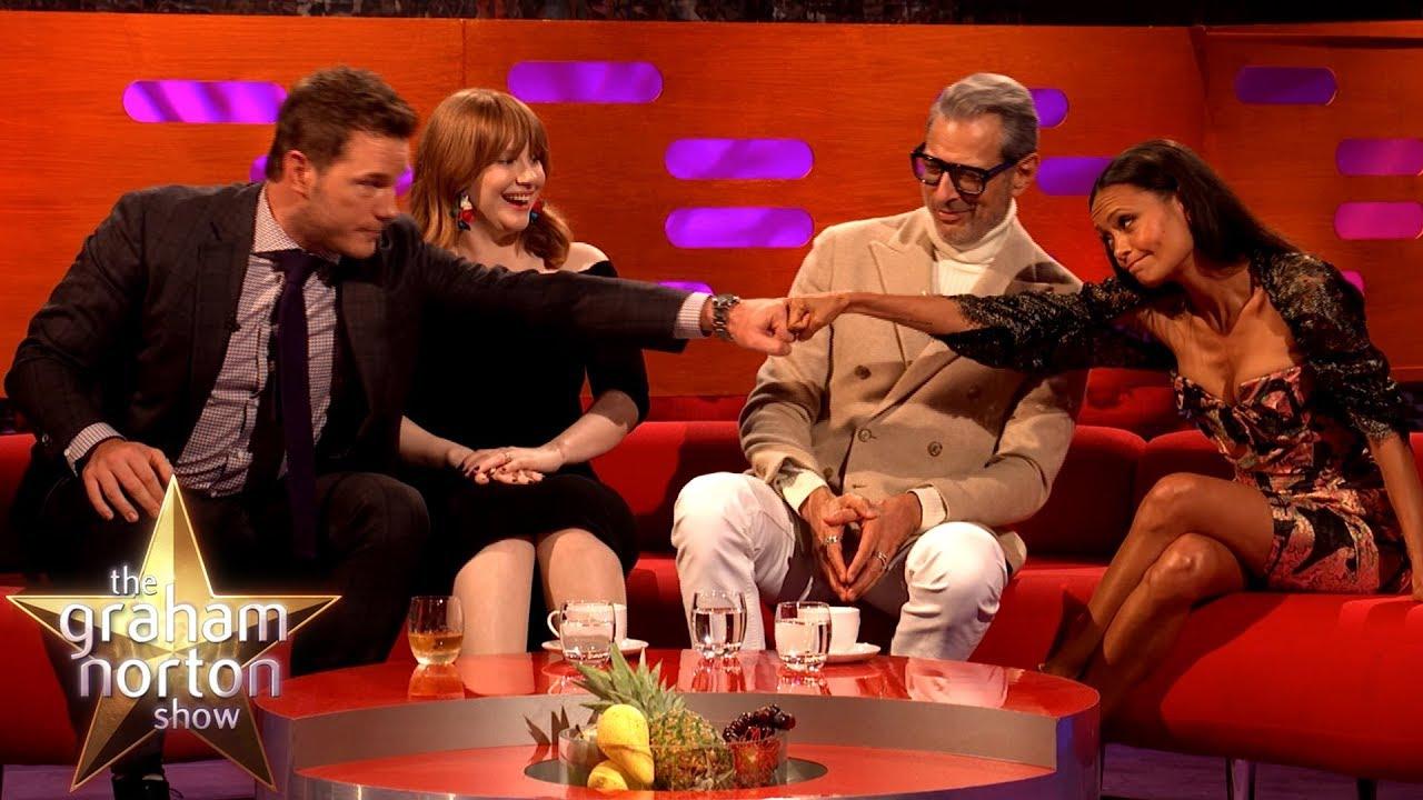 Chris Pratt & Thandie Newton Are Both Pro-Bush | The Graham Norton Show
