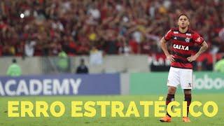 Flamengo cometerá um erro se abrir mão de Cuellar no meio da temporada