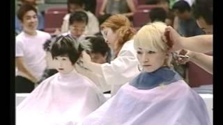 第45回関東甲信越理容競技大会レディースカットヘア thumbnail
