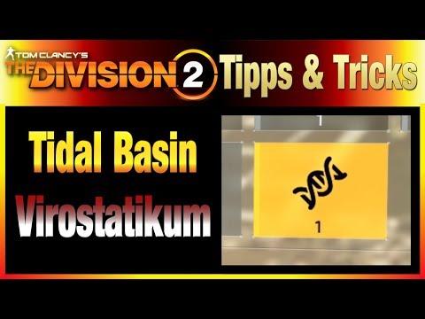 The Division 2   Was tun mit dem Virostatikum aus Tidal Basin!   Spoiler   Tipps und Tricks Deutsch thumbnail