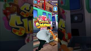 Subway surfers corre fores