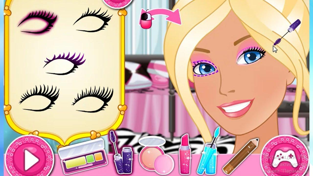 Игра макияж девочек русские